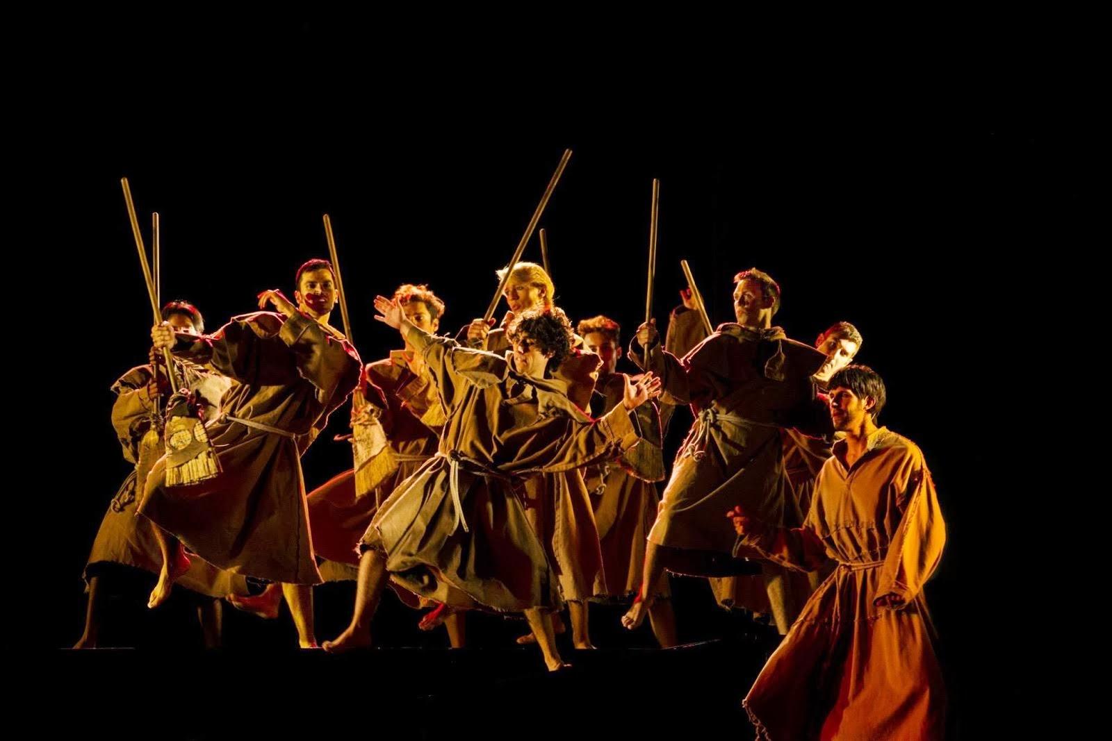 Torna il Musical su San Francesco. Un 40° da record!